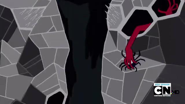 S2e17 Red hand grabbing bug