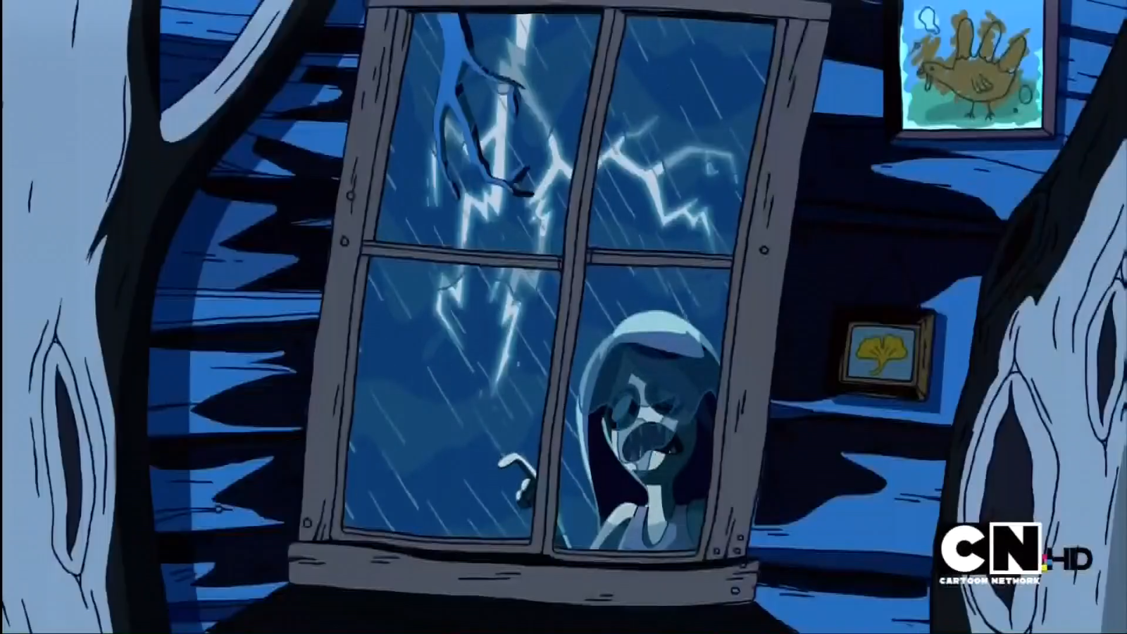 S1e12 Marceline at the window