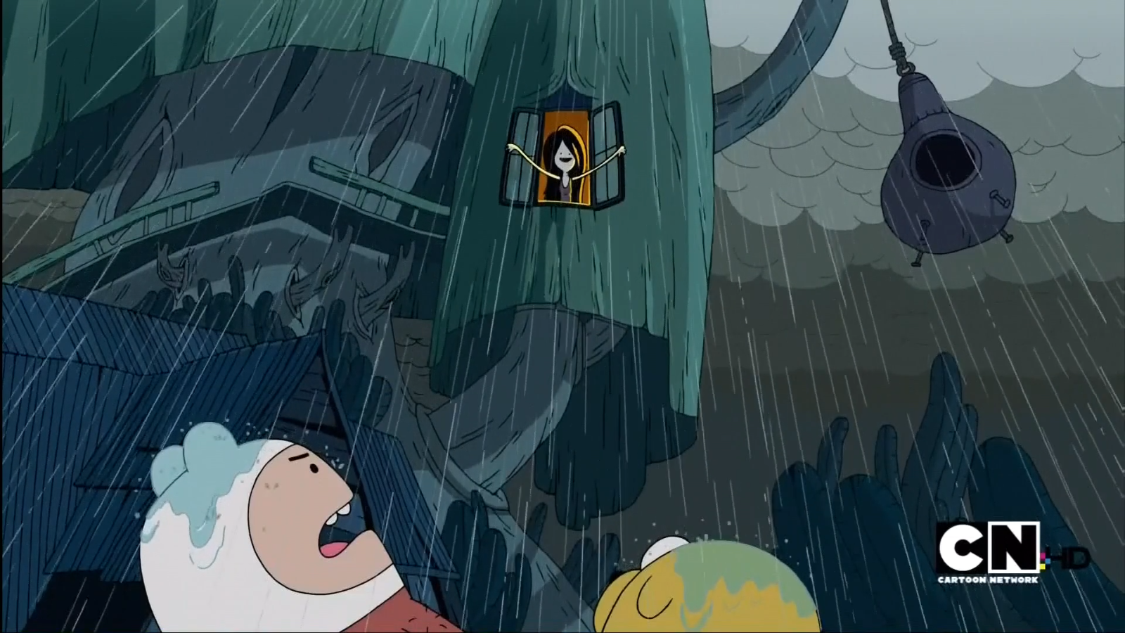 S1e12 Marceline just evicted you