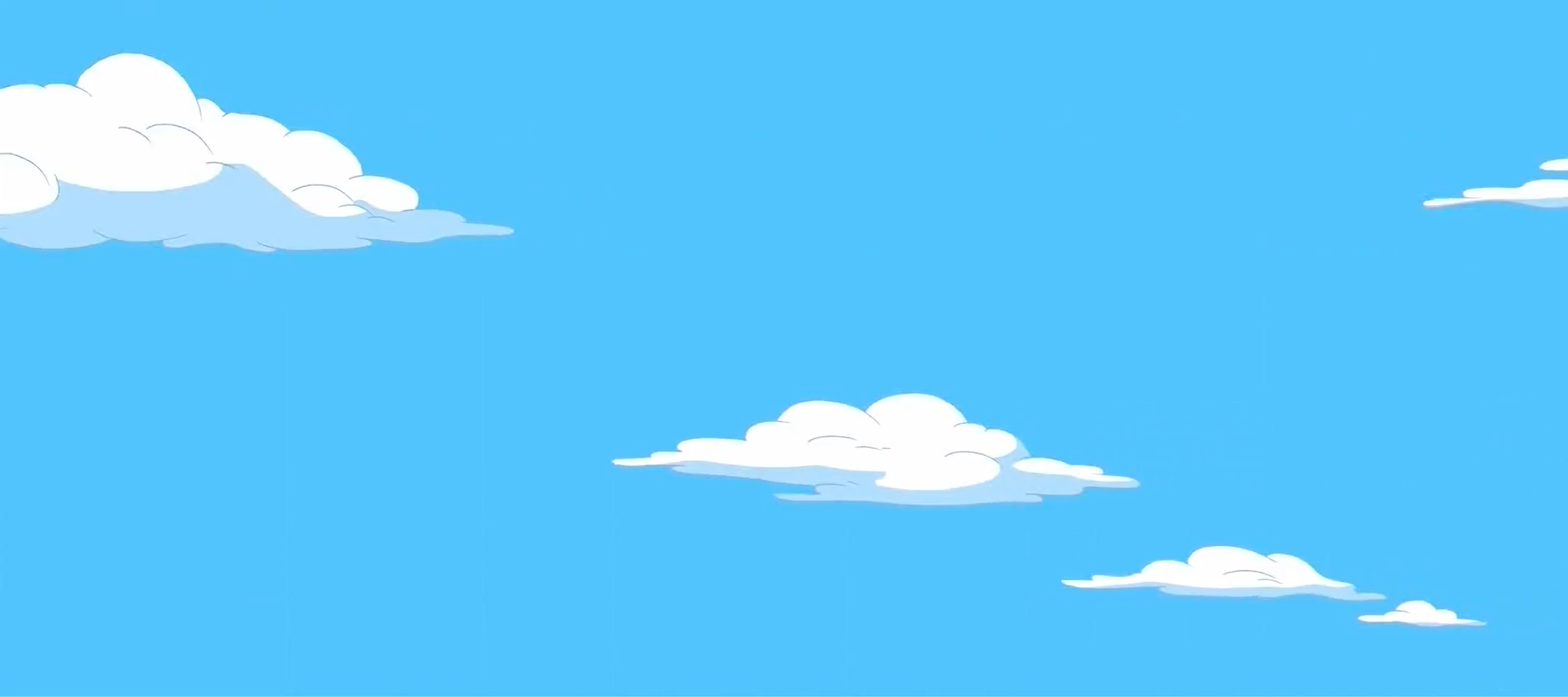 S6E12 Sky with Clouds