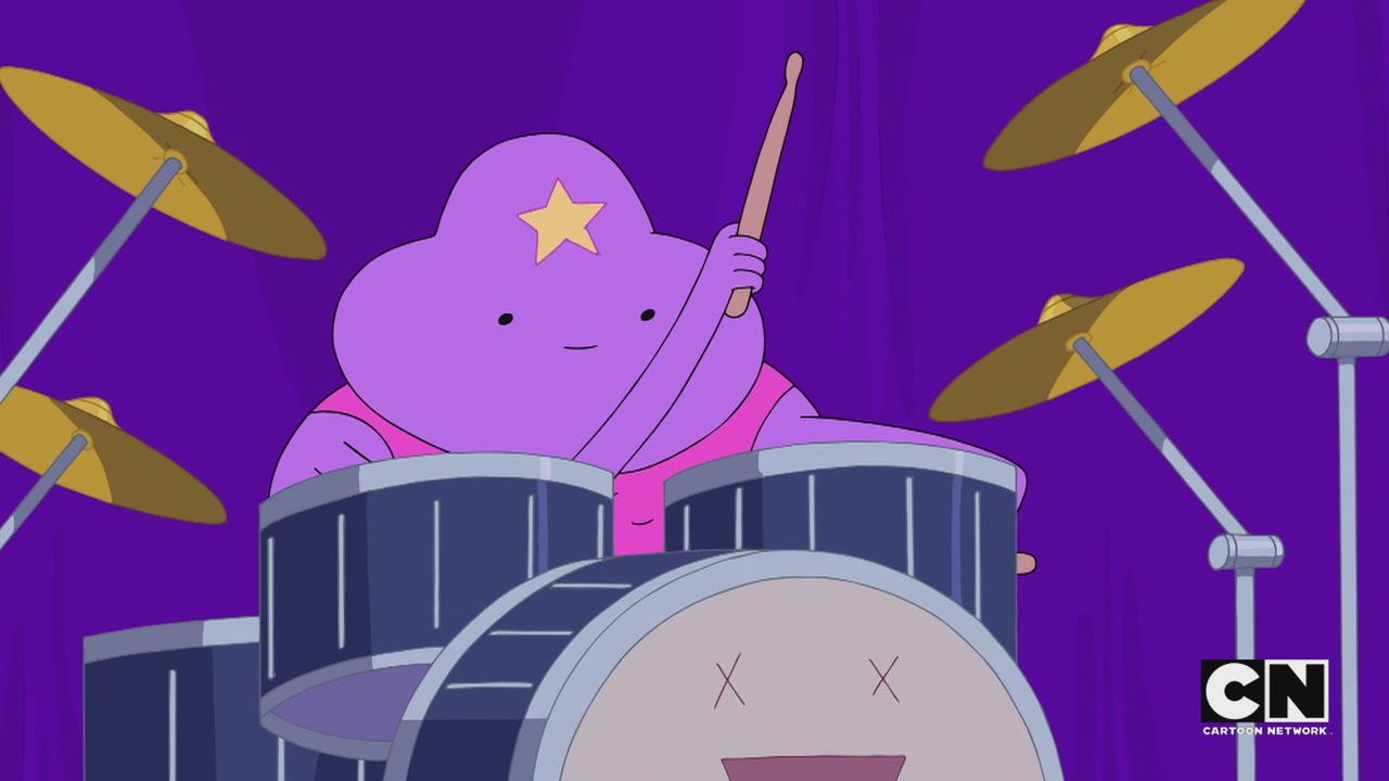 LSP drumming