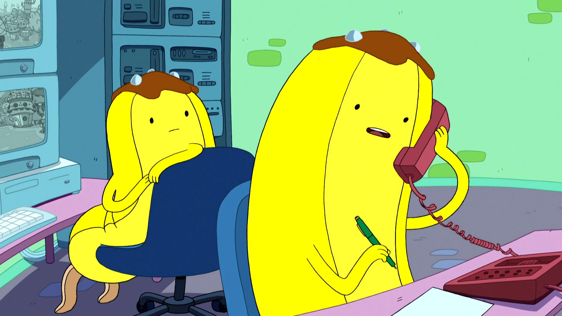 S5e18 Banana Guards