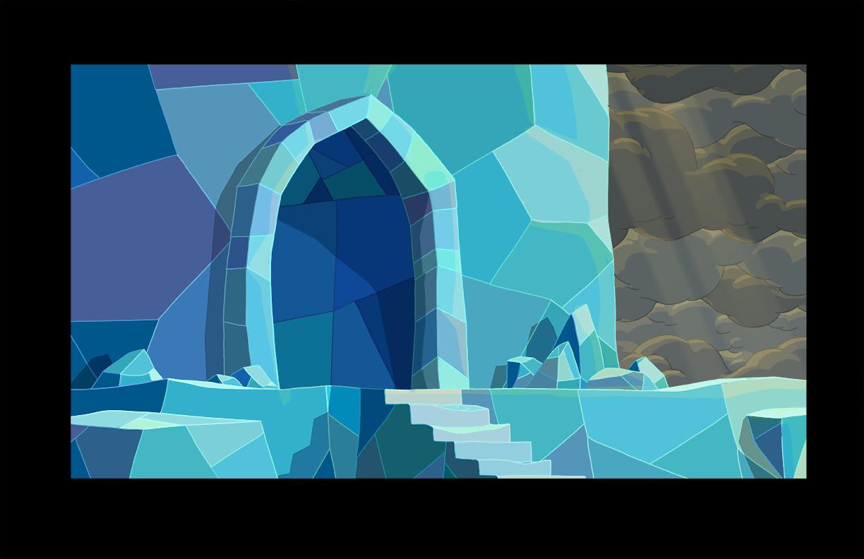 Bg s6e24 ice tower entrance