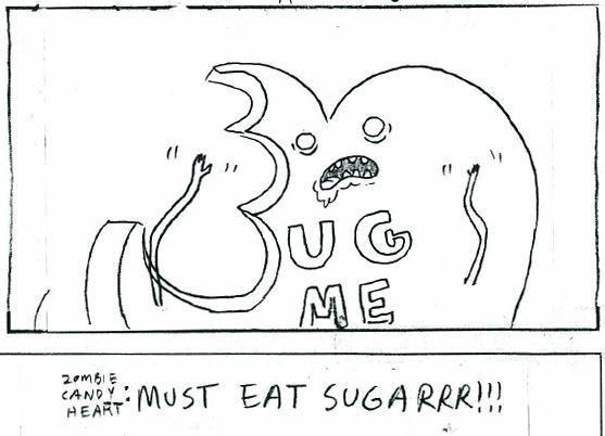 Must eat sugarrr