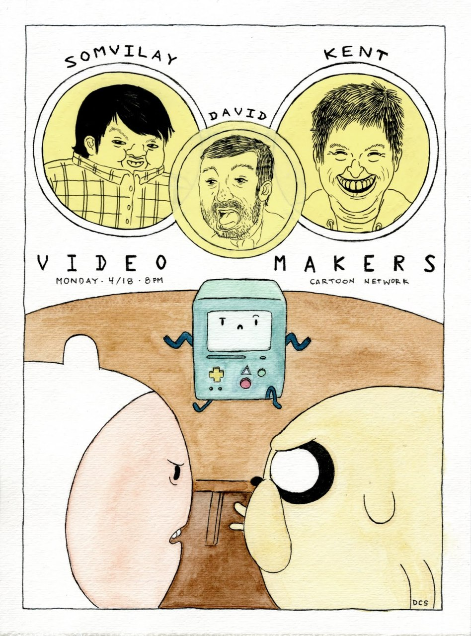 Video Makers art