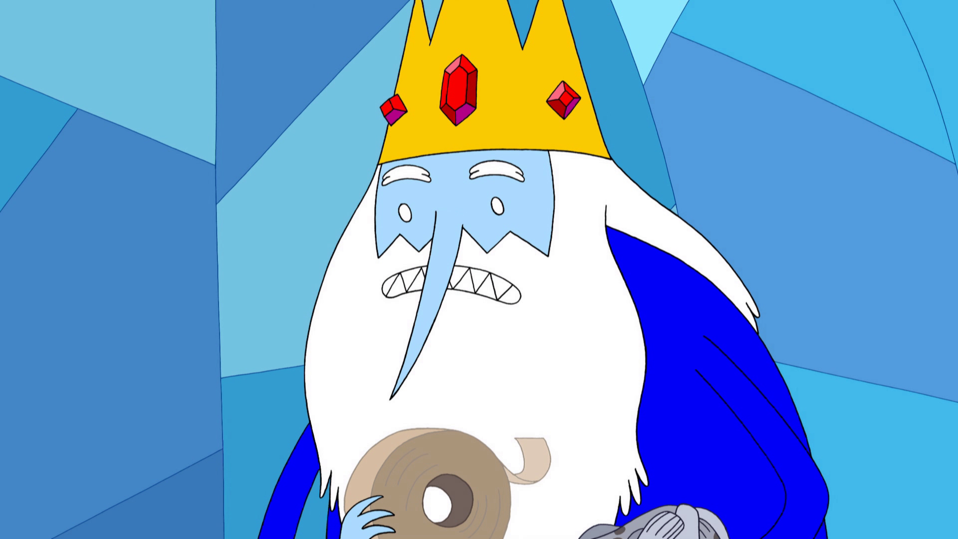 S5e18 Ice King with tape
