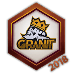 Granit Gaming 2018 Logo Spray.png