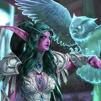 how to get tyrande whisperwind