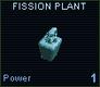 Fission plant