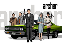 Cultural References | Archer Wiki | FANDOM powered by Wikia