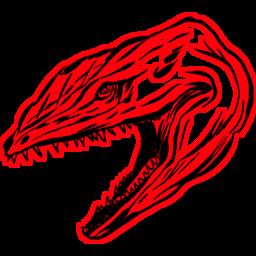 Alpha Mosasaur