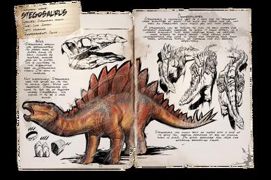 Stegosaurus - Official ARK: Survival Evolved Wiki