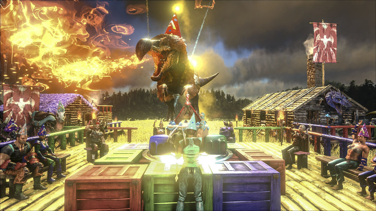 ARK: Awesome Anniversary