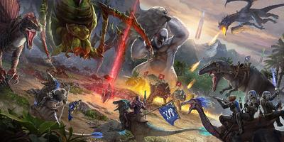 Ark Survival Evolved скачать бесплатно игру - фото 2
