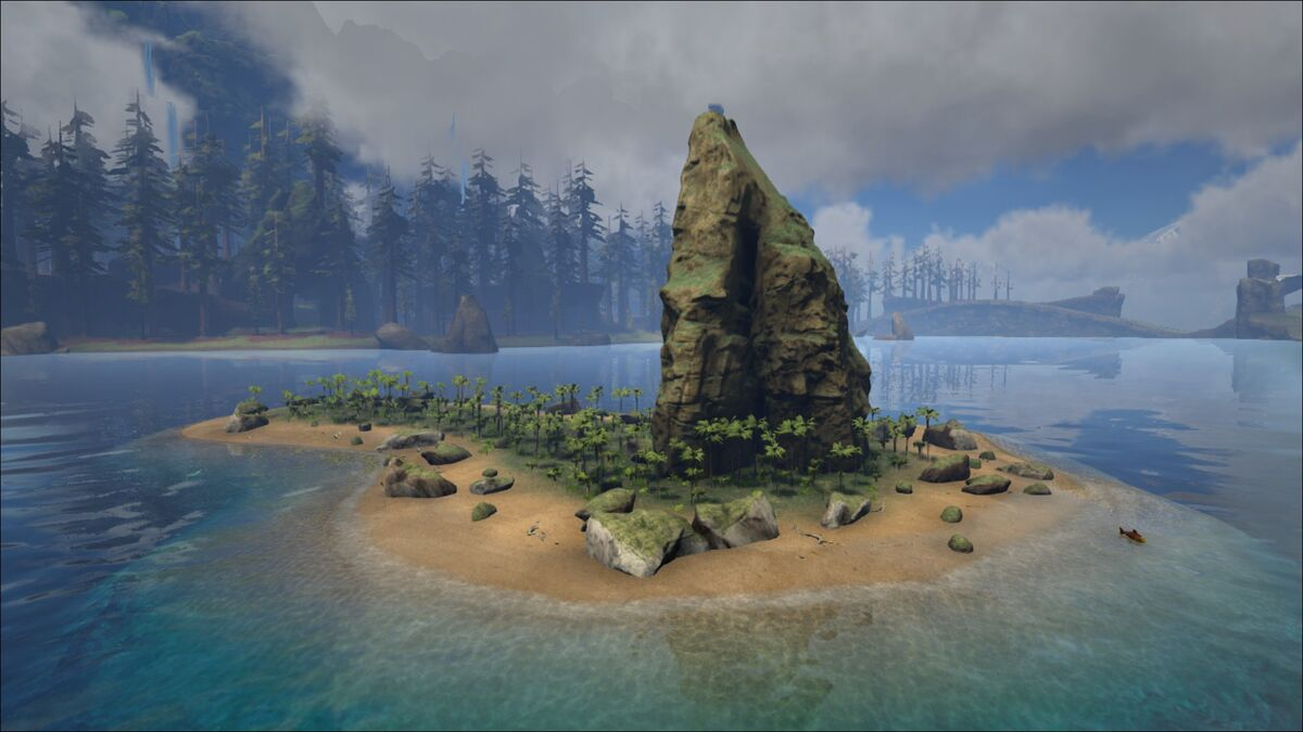 Ark The Island Pulmonoscorpio