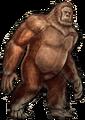 Gigantopithecus Transparent.png