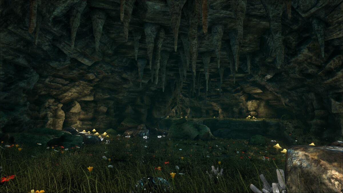 Ark Lava Cave