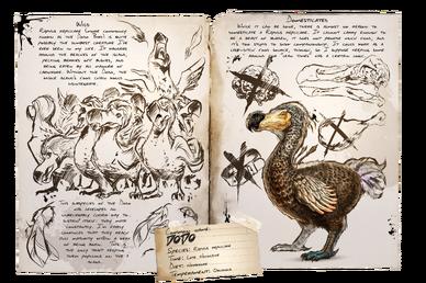 Dodo Official Ark Survival Evolved Wiki
