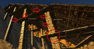 Can You Build On Top Of Pillars In Ark