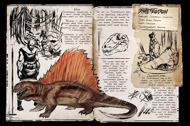 Dimetrodon - Official ARK: Survival Evolved Wiki