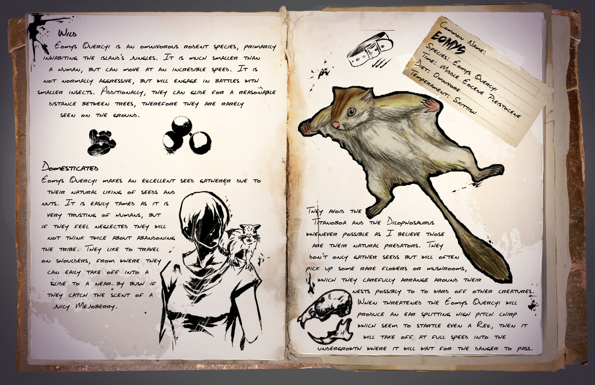 dino dossiers official ark survival evolved wiki lobster