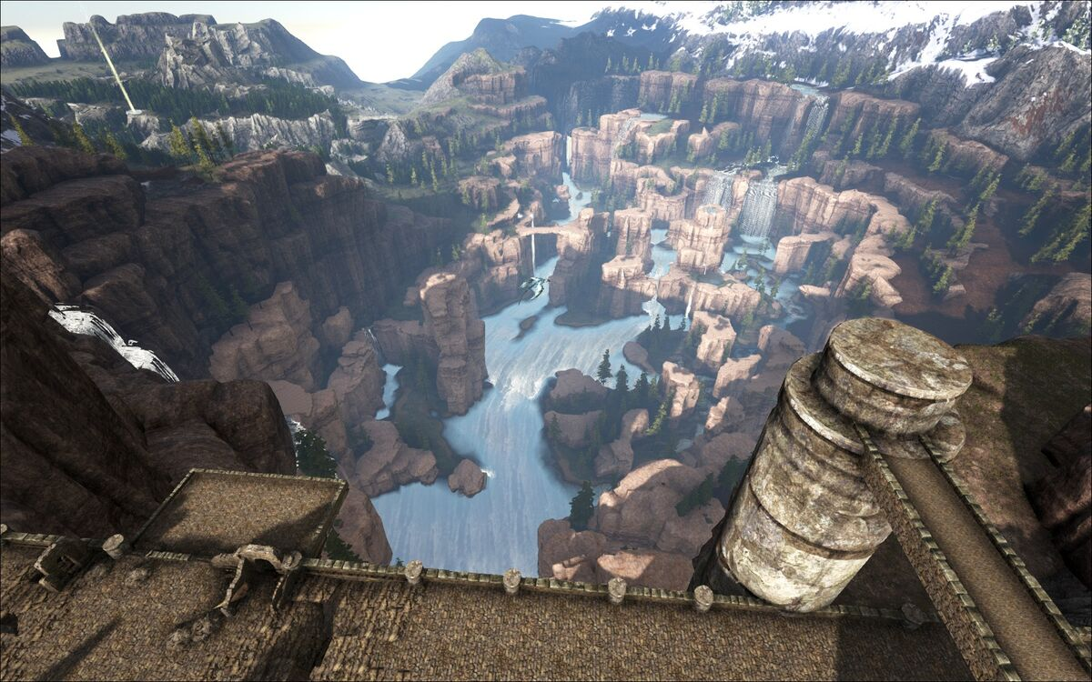 Best Places To Build In Ragnarok Ark