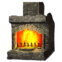 Stone Fireplace - Official ARK: Survival Evolved Wiki