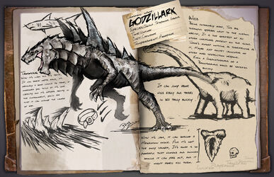 mod godzillark official ark survival evolved wiki. Black Bedroom Furniture Sets. Home Design Ideas