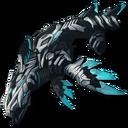 Mosasaur Tek Saddle.png ark france