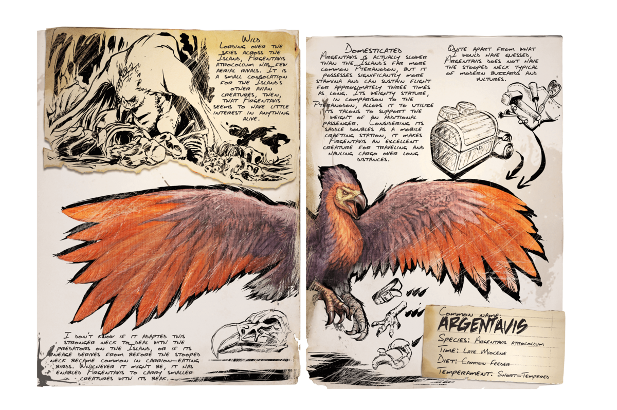 argentavis official ark survival evolved wiki wolf vector image wolf vector free