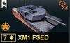 XM1 FSED