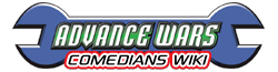 Advance Wars Comedians Wiki