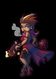 CharacterRender Hunter ravishing redBG.png