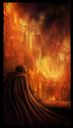 Camelot in Flames