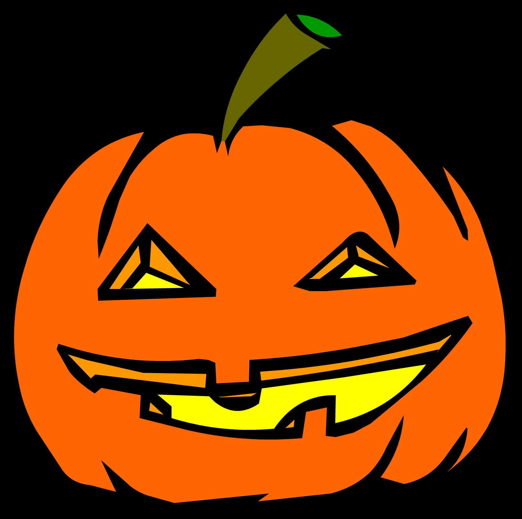Happy Jack O Lantern Clipart