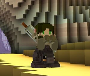 Porcupine - Cube World Wiki