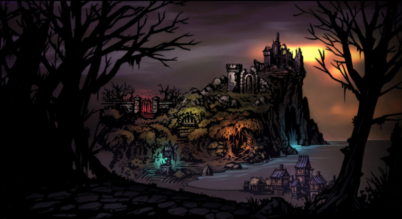 скачать игру Darkest Dungeon через торрент - фото 5