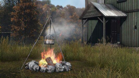 Fireplace - DayZ Wiki