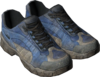 Low Hiking Boots - Blue.png