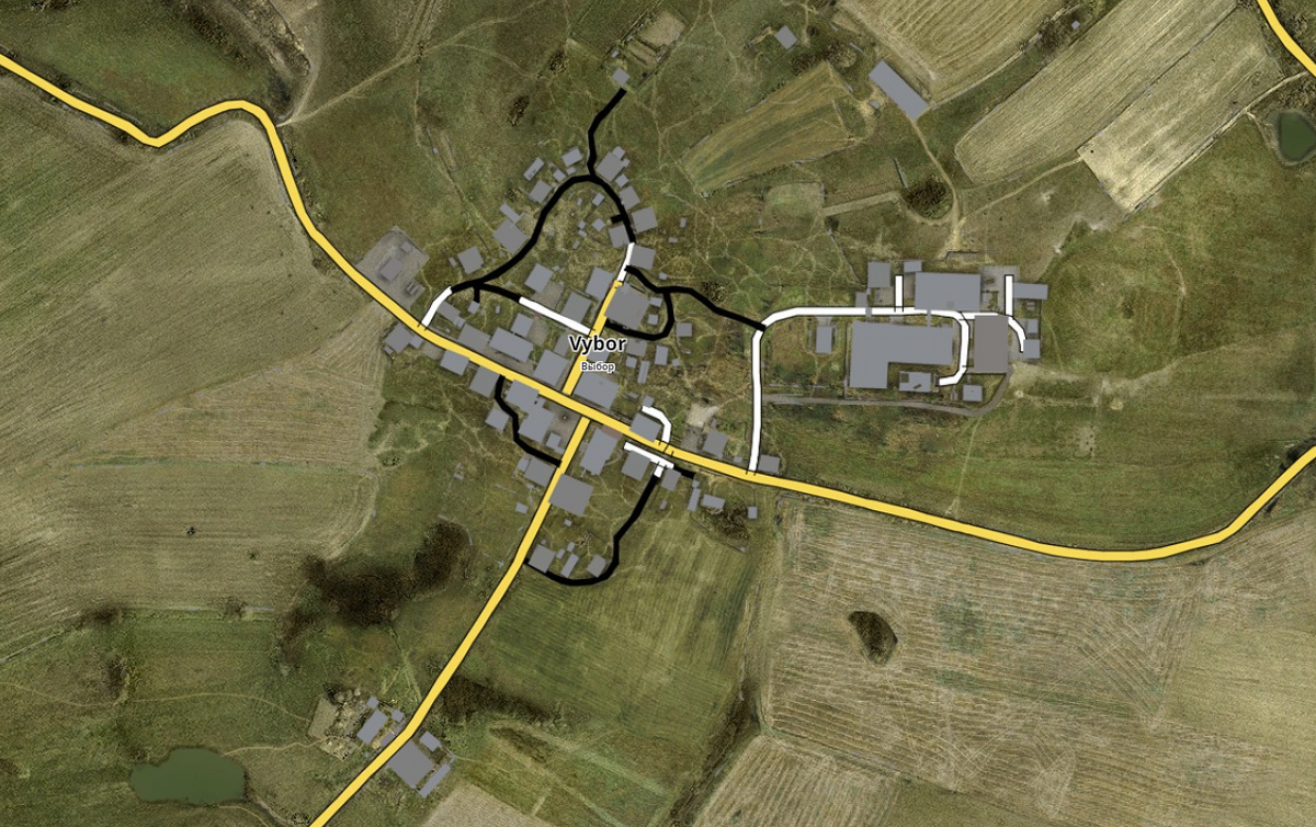 DayZ Chernarus Full Map  Interactive amp Downloadable