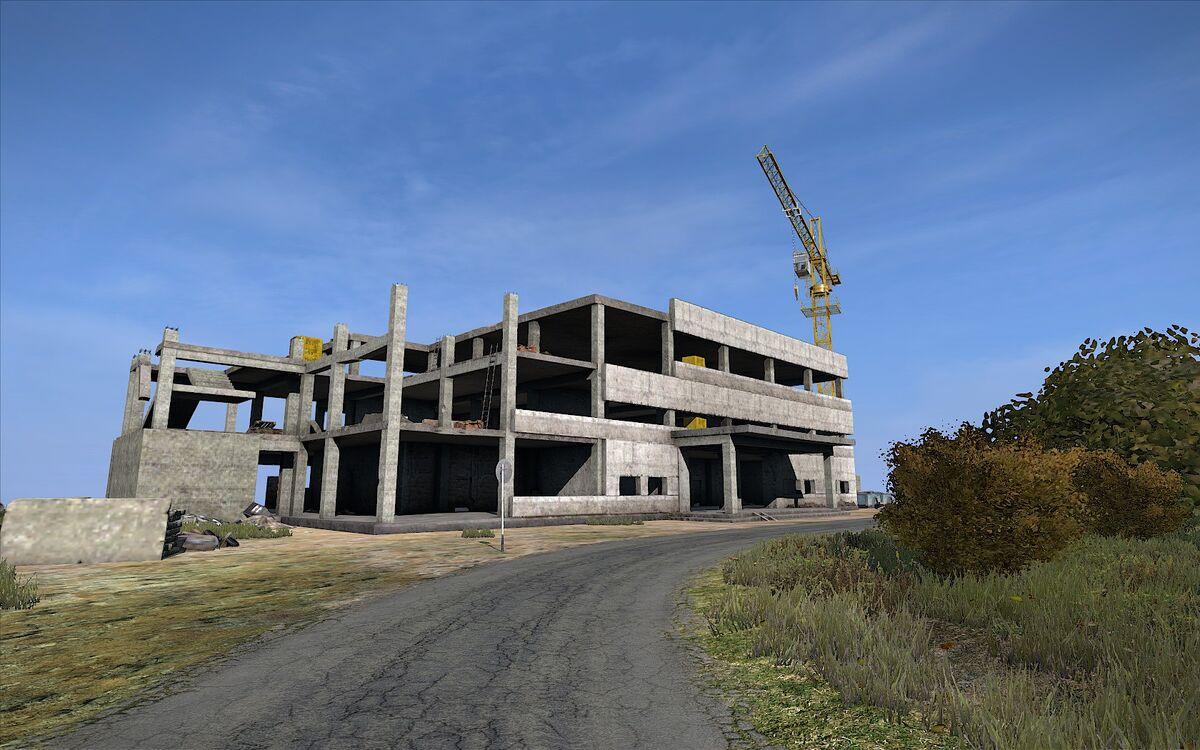Construction Site DayZ Wiki