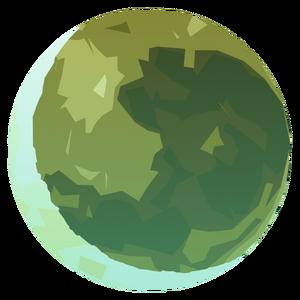 The planet Hoxxes IV