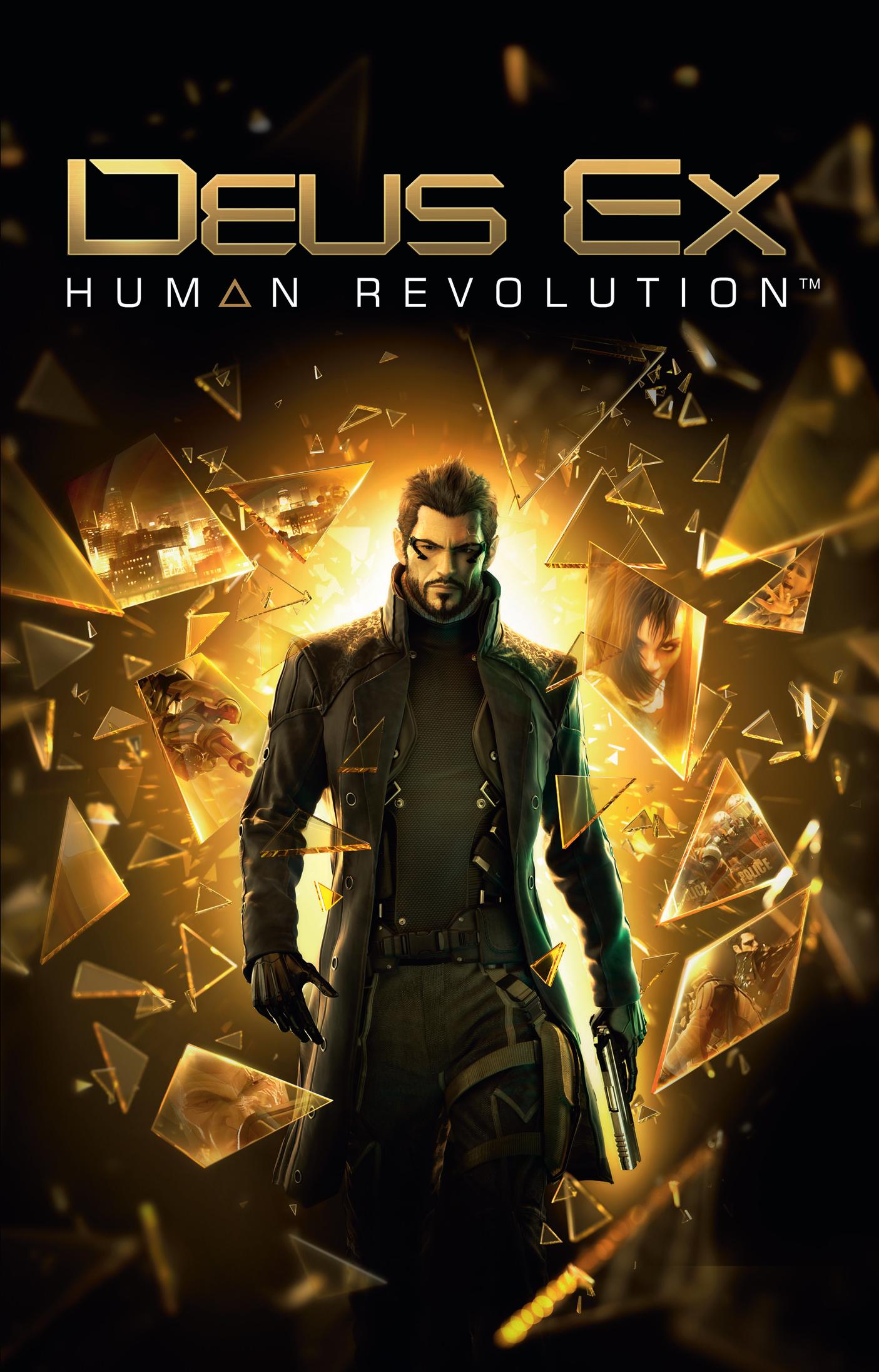 Deus Ex Human Revolution -_- PREMIUM - 2011 - Iso   Repack DeusExHumanRevolutionCover.png