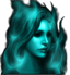 Ghostly Woman Portrait.png