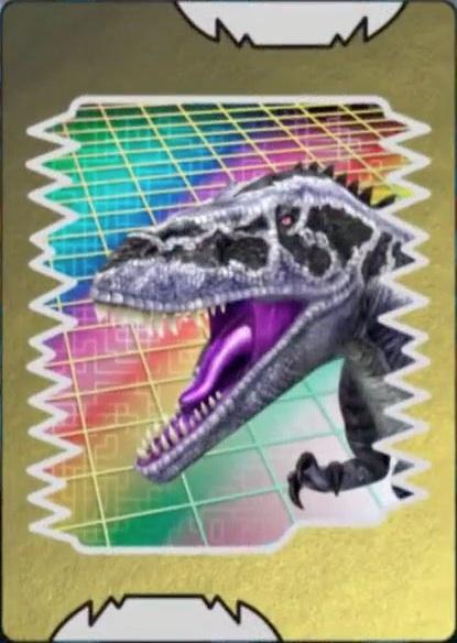 Image - Megalosaurus card 1.jpg - Dinosaur King