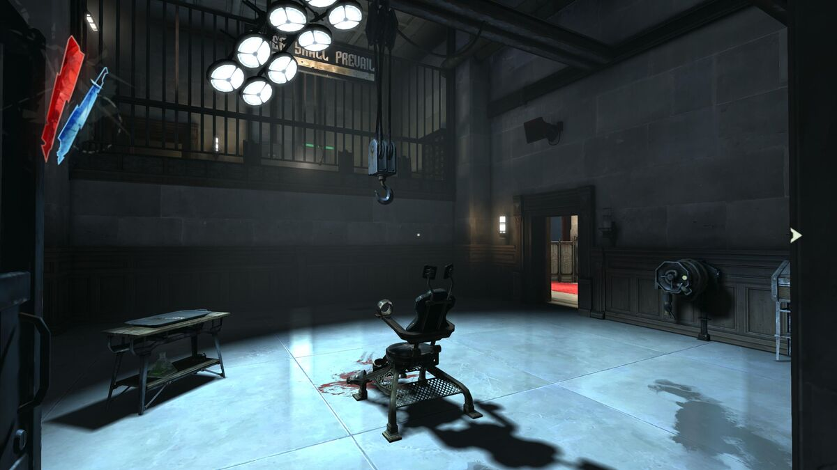 Interrogation Room Dishonored Wiki