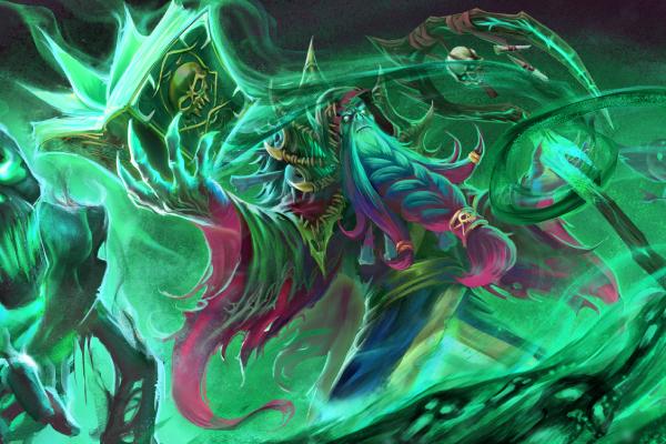 Набор «Lich Master Necromancer»