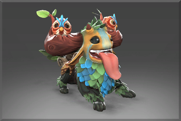 Shagbark the Plush
