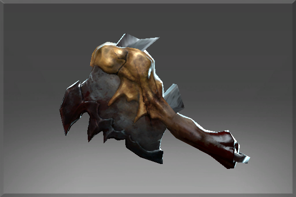 Cosmetic icon Cleaver of Delicacies of Butchery.png