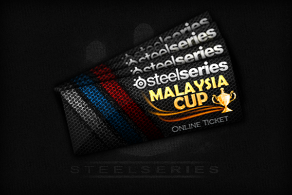 Steelseries Malaysia Cup April